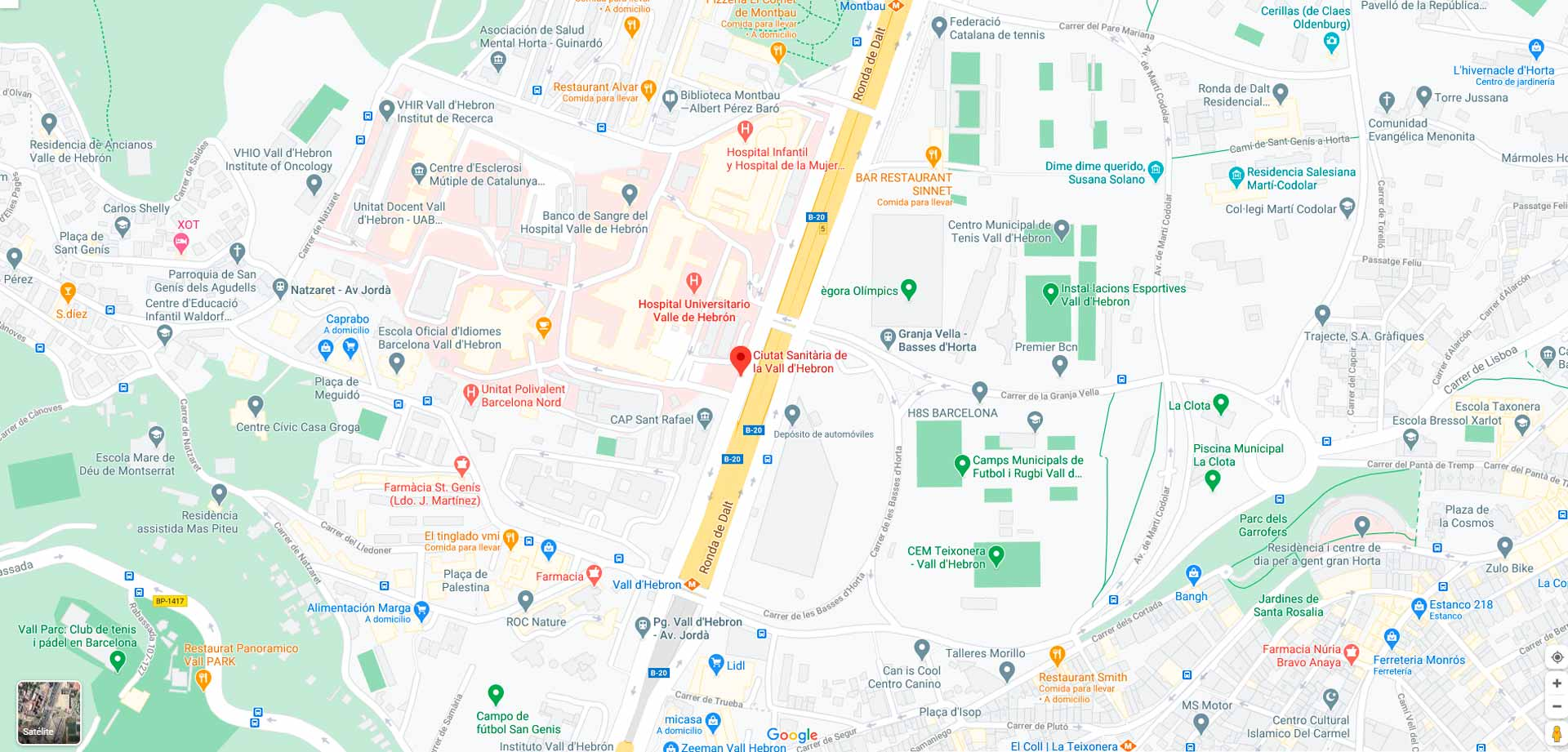 map-vall-hebron